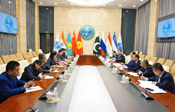 SCO Secretary-General meets with Secretary of the Party Working Committee of Yangling Agricultural Hi-tech Industries Demonstration Zone