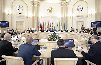 SCO attends international conference, Institution of Elections as a Mechanism of Public Authority Legitimation, in Minsk