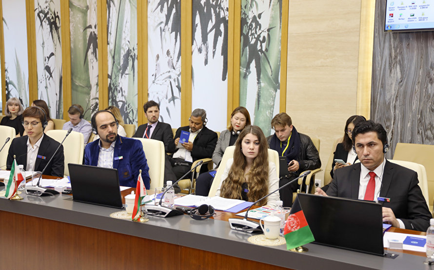 SCO Secretariat hosts the 4th International SCO Model youth conference