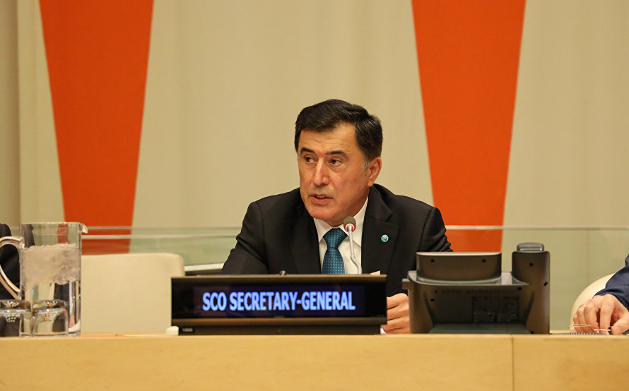 New York hosts the third UN-SCO high-level special event
