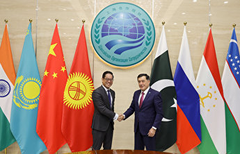 SCO Secretary-General meets with Alibaba Group Vice President