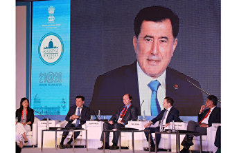 Speech by SCO Secretary General Vladimir Norov at the event New Arc of Cooperation in Rising Rimland: from Vladivostok to Chennai within the framework of the international conference Raisina Dialogue
