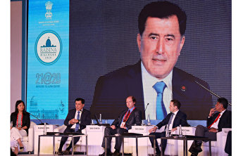 SCO Secretary-General delivered remarks at the Valdai Club session held within the framework of the Raisina Dialogue