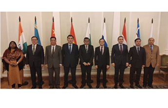 Moscow hosts first meeting of SCO Council of National Coordinators in 2020