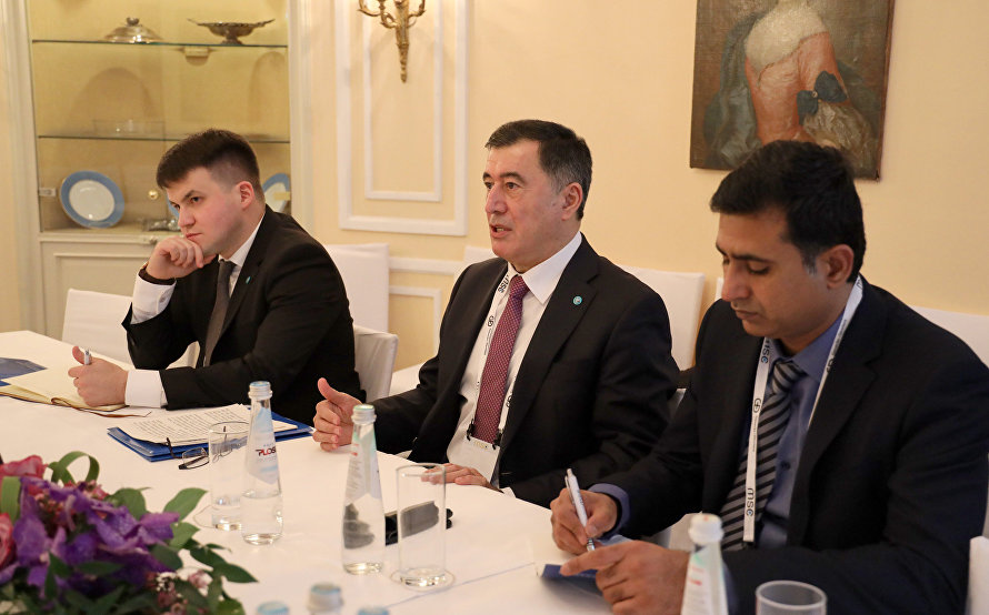 SCO Secretary-General meets with Vice-Chairman of the Munich Security Conference
