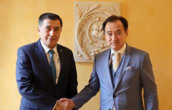 SCO Secretary-General meets with Mongolian Foreign Minister