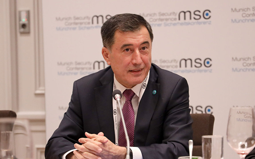 SCO Secretary-General attends the 56th Munich Security Conference
