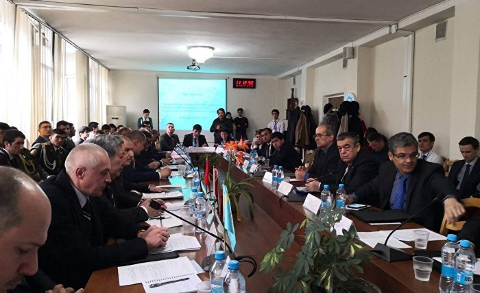SCO Secretariat Adviser attends a roundtable on CSTO countries' cybersecurity cooperation in Central Asia