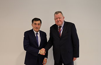 SCO Secretary-General meets with Russian Deputy Foreign Minister