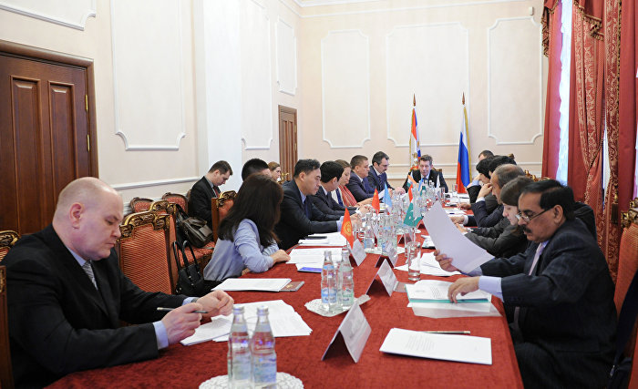 SCO experts hold regular meetings in Moscow on combating drug trafficking