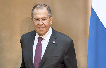 SCO Secretary-General sends a message of greetings to Foreign Minister Sergei Lavrov