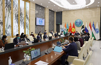 SCO member states' permanent representatives meet in Beijing