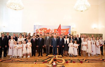 SCO Secretary-General attends gala event to mark Victory Day