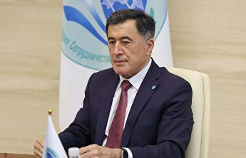 SCO Secretary-General takes part in a video conference of SCO foreign ministers