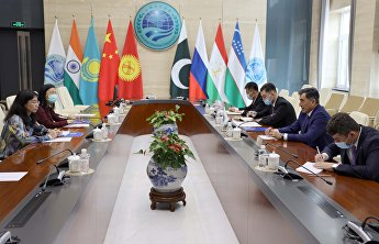 SCO Secretary-General meets with Alibaba vice president