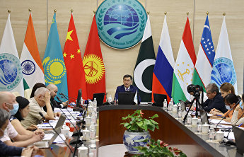SCO Secretary-General press conference on SCO Day