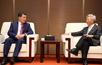 SCO Secretary-General meets with President of the Asian Infrastructure Investment Bank