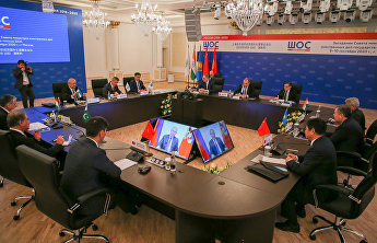 President of Russia meets with SCO foreign ministers