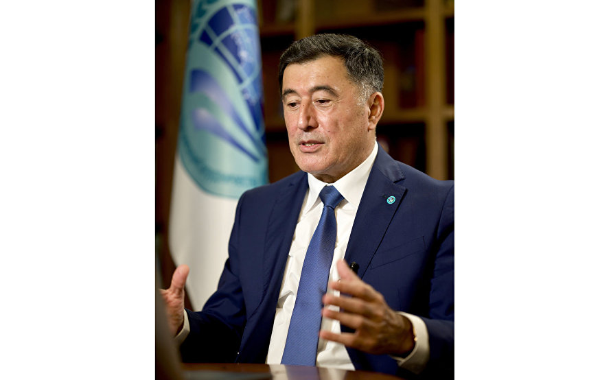 SCO Secretary-General's interview with TASS News Agency