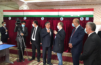The SCO Observer Mission in Tajikistan